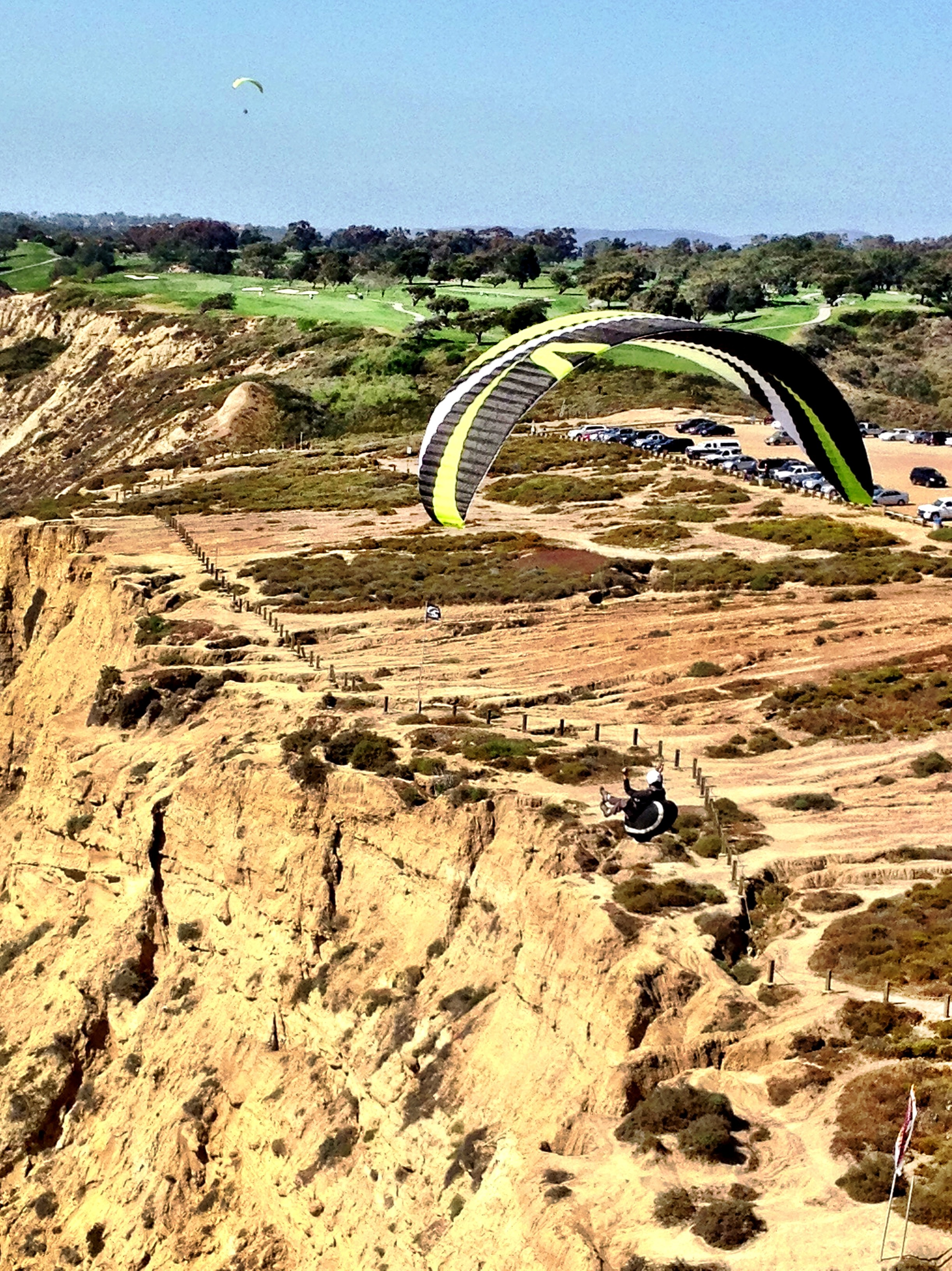 Why Paragliding in La Jolla was an Incredible Experience