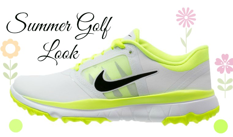 Golf Fashion Look Of The Month:  Sparkling Summer Green
