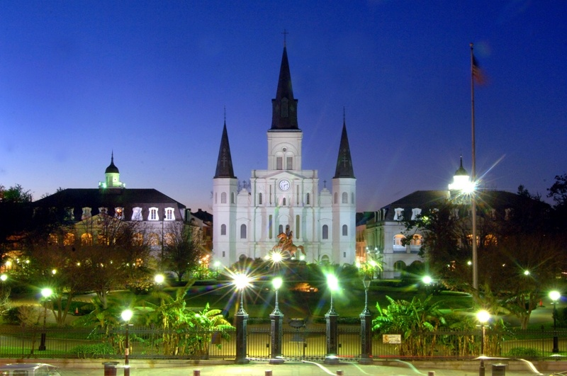 Congrats New Orleans for Being Named the 5th Big City in the U.S.