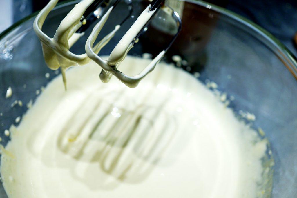 Kahlua banana dulce de leche gelato