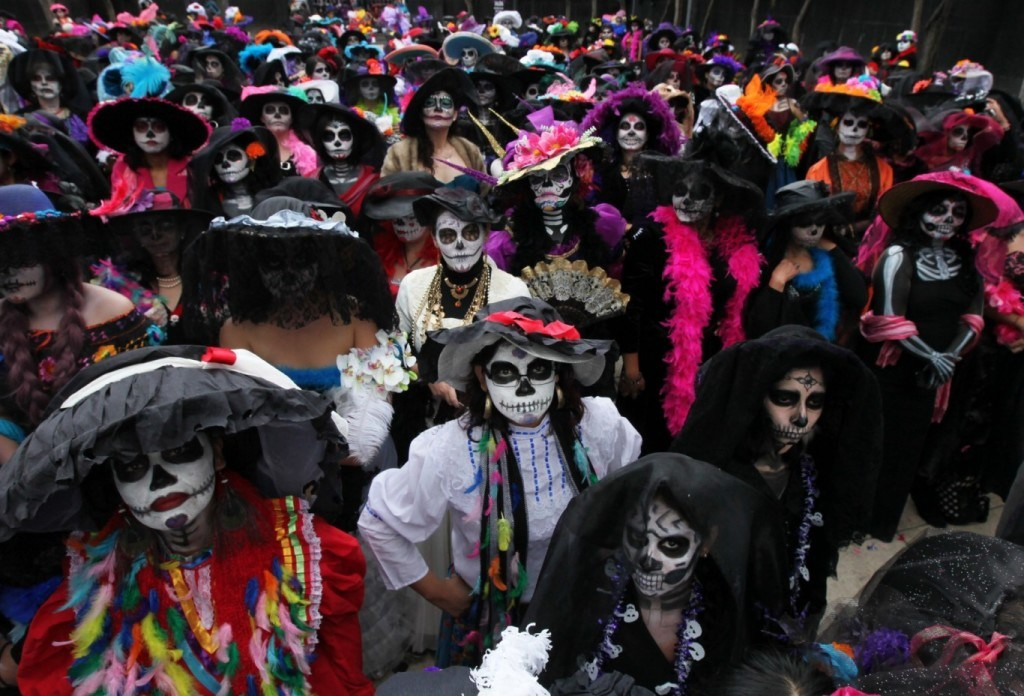5 Reasons To Visit Mexico City for Day of the Dead – Dia de los Muertos