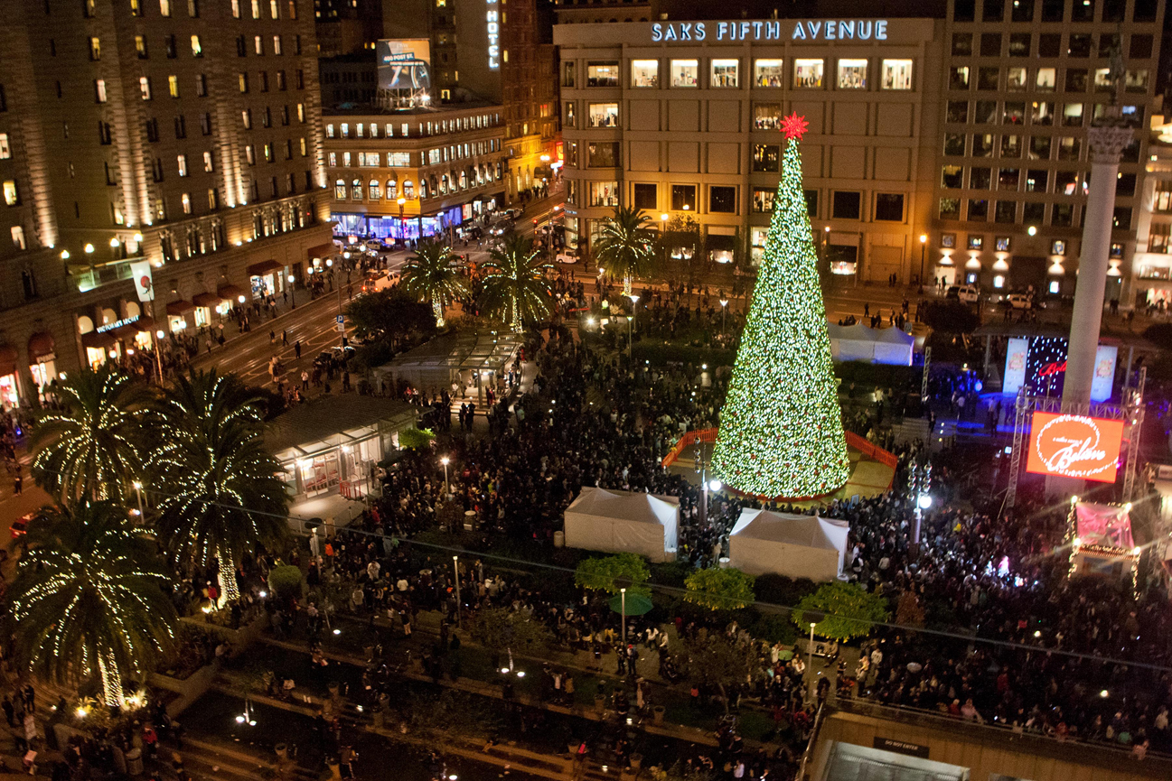40 Things To Do in San Francisco During the Holidays · Sparklinglala ...