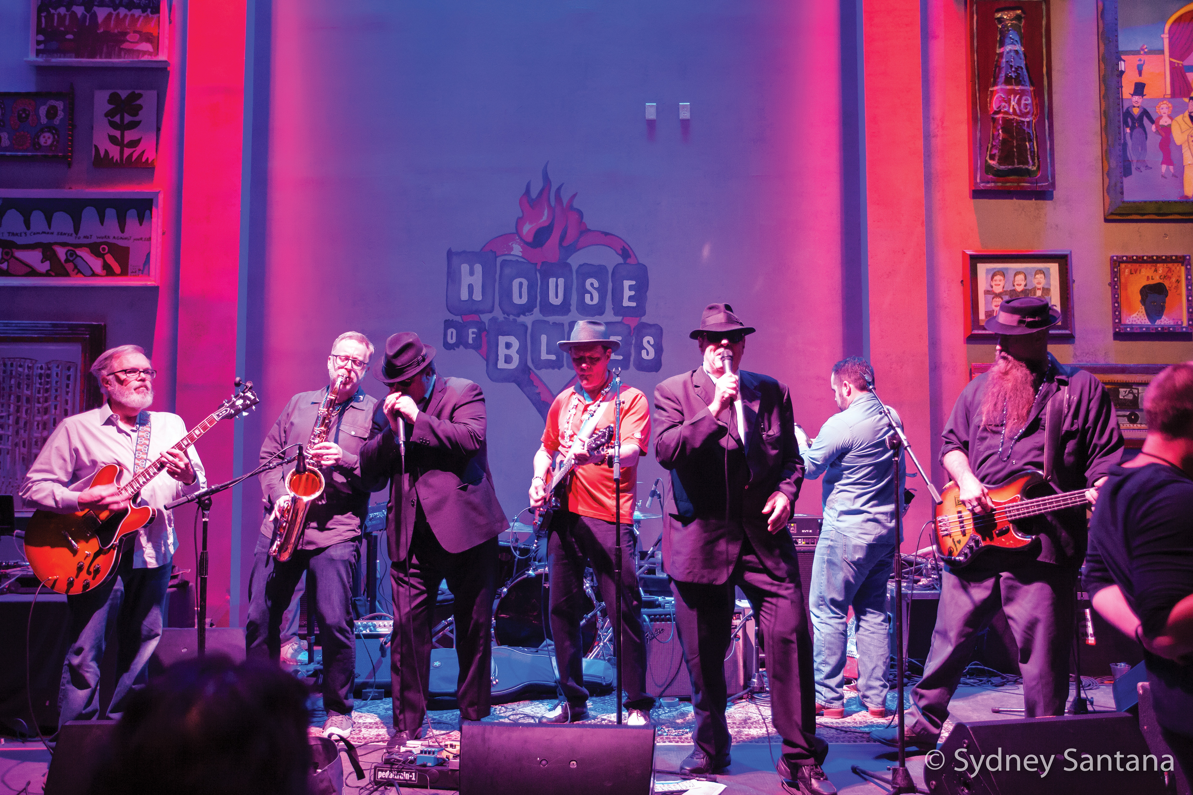 Grab Your Dancing Shoes – The House of Blues in Anaheim is Back!