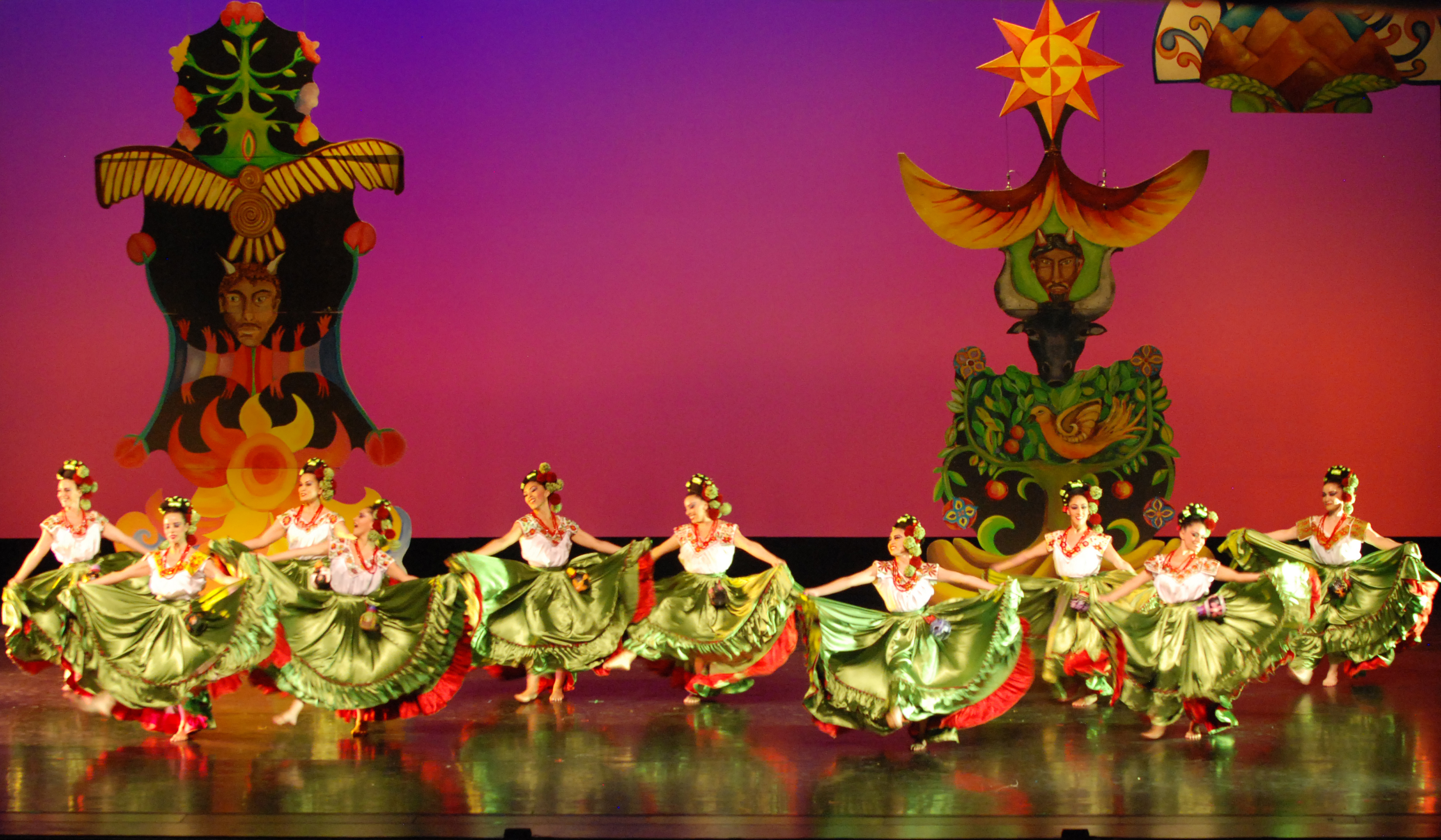 Pacifico Dance Company Celebrates Its 25th Anniversary with Mexican History, Myth and Folklore