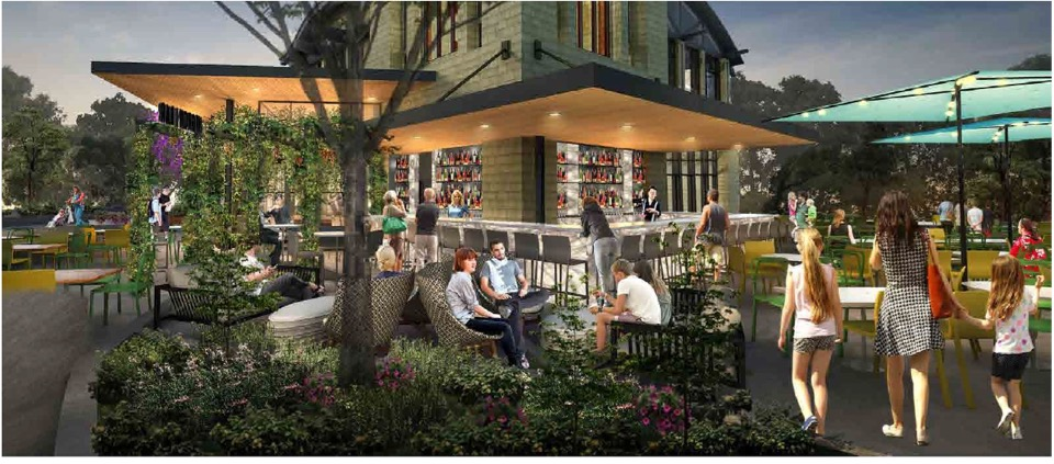 Naples Ristorante e Pizzeria Located in Downtown Disney is Expanding their Patio