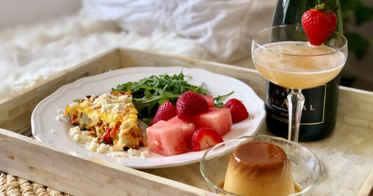 Prepare Mom the Perfect Mother's Day Brunch Under $25