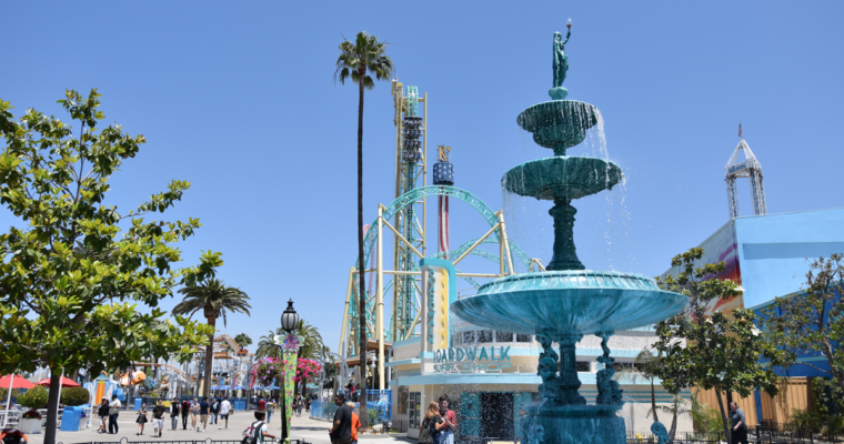 Celebrate Summertime at Knott's Berry Farm With New Shows and Dive Coaster, HangTime